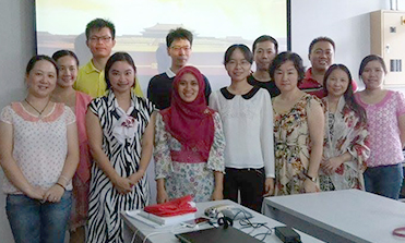 Chinese participants attended in Statistical analysis of medical data